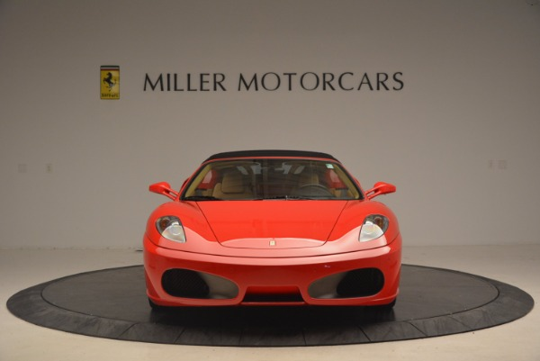 Used 2008 Ferrari F430 Spider for sale Sold at Bentley Greenwich in Greenwich CT 06830 24