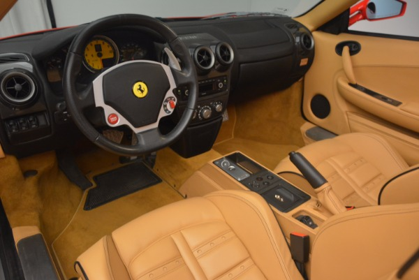 Used 2008 Ferrari F430 Spider for sale Sold at Bentley Greenwich in Greenwich CT 06830 25