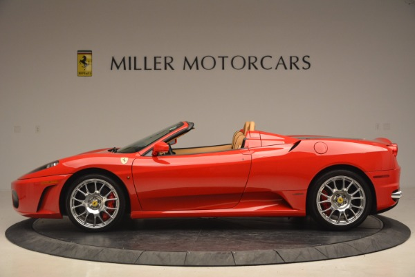 Used 2008 Ferrari F430 Spider for sale Sold at Bentley Greenwich in Greenwich CT 06830 3