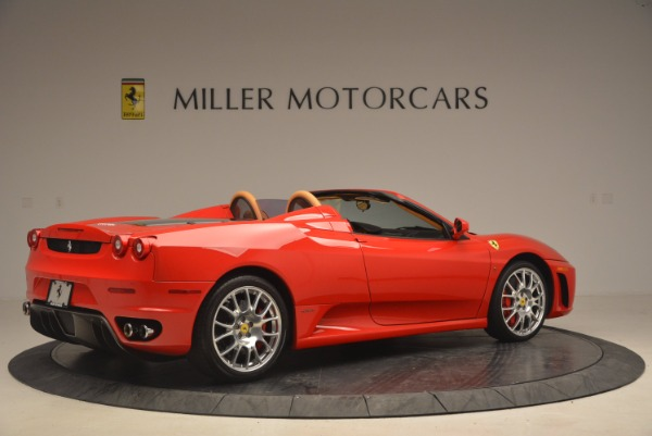 Used 2008 Ferrari F430 Spider for sale Sold at Bentley Greenwich in Greenwich CT 06830 8