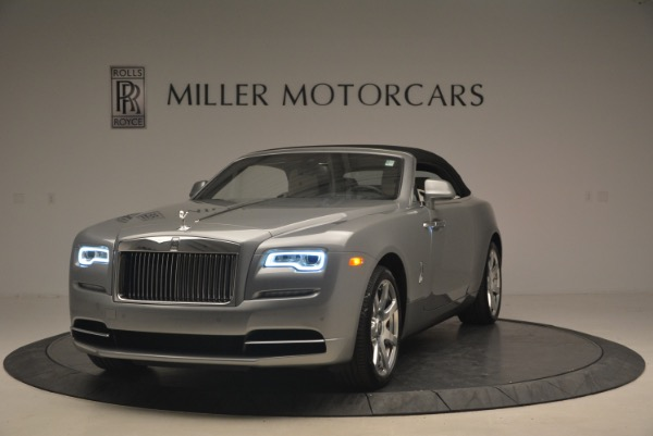 Used 2016 Rolls-Royce Dawn for sale Sold at Bentley Greenwich in Greenwich CT 06830 14