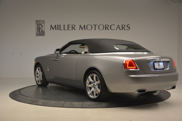 Used 2016 Rolls-Royce Dawn for sale Sold at Bentley Greenwich in Greenwich CT 06830 18