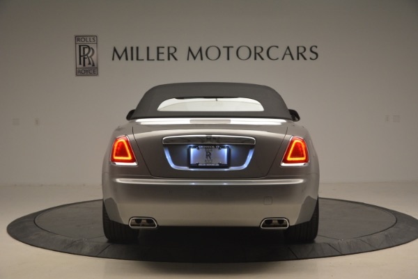 Used 2016 Rolls-Royce Dawn for sale Sold at Bentley Greenwich in Greenwich CT 06830 19