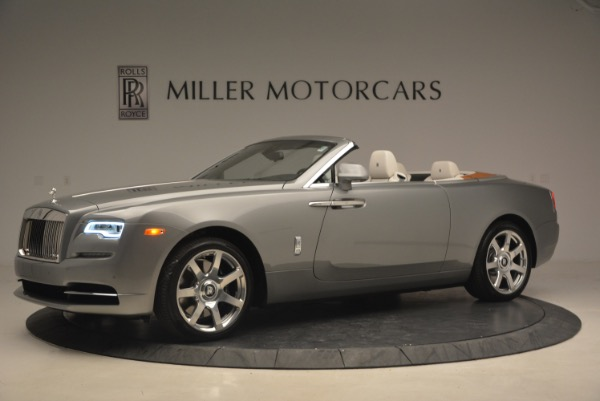 Used 2016 Rolls-Royce Dawn for sale Sold at Bentley Greenwich in Greenwich CT 06830 2