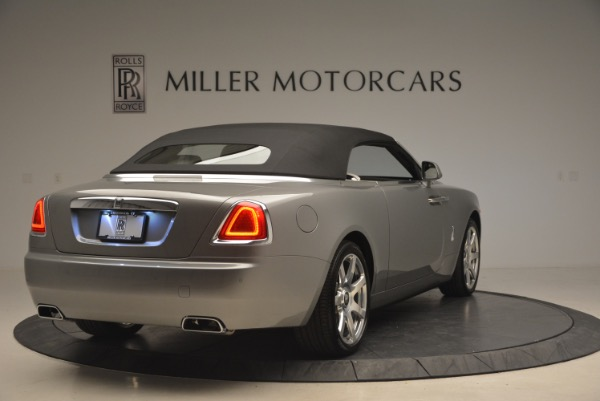 Used 2016 Rolls-Royce Dawn for sale Sold at Bentley Greenwich in Greenwich CT 06830 20
