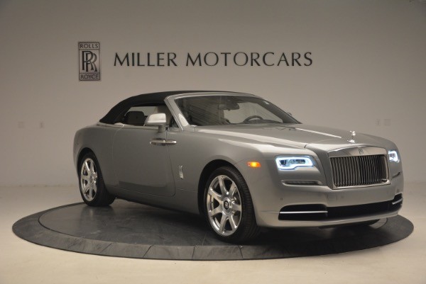Used 2016 Rolls-Royce Dawn for sale Sold at Bentley Greenwich in Greenwich CT 06830 24