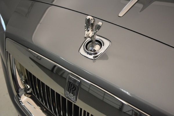Used 2016 Rolls-Royce Dawn for sale Sold at Bentley Greenwich in Greenwich CT 06830 26