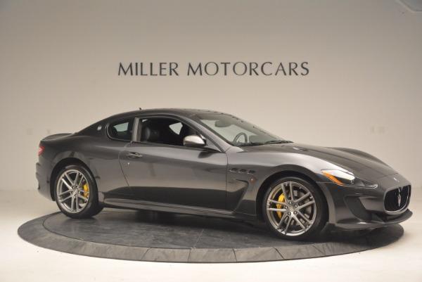 Used 2012 Maserati GranTurismo MC for sale Sold at Bentley Greenwich in Greenwich CT 06830 10