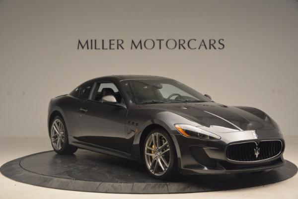 Used 2012 Maserati GranTurismo MC for sale Sold at Bentley Greenwich in Greenwich CT 06830 11