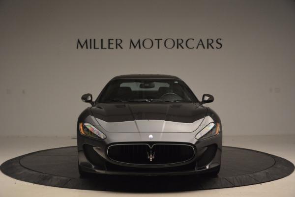 Used 2012 Maserati GranTurismo MC for sale Sold at Bentley Greenwich in Greenwich CT 06830 12