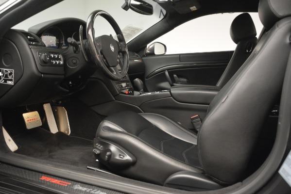 Used 2012 Maserati GranTurismo MC for sale Sold at Bentley Greenwich in Greenwich CT 06830 14