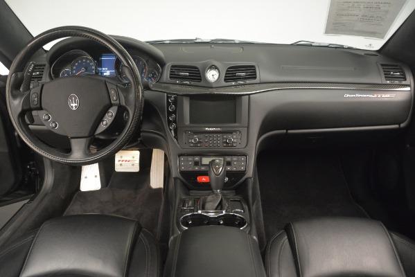 Used 2012 Maserati GranTurismo MC for sale Sold at Bentley Greenwich in Greenwich CT 06830 16