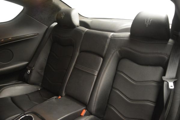 Used 2012 Maserati GranTurismo MC for sale Sold at Bentley Greenwich in Greenwich CT 06830 17