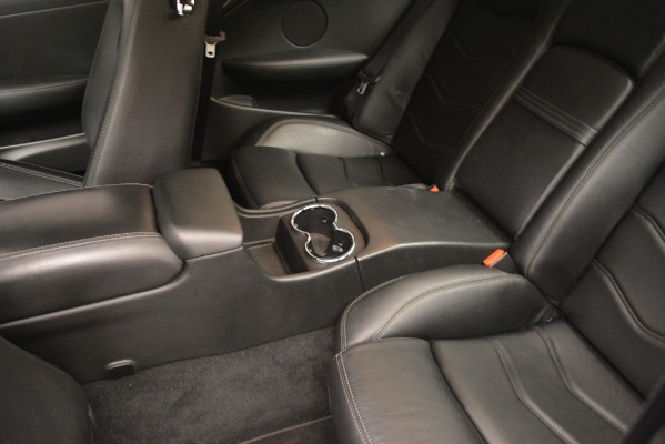 Used 2012 Maserati GranTurismo MC for sale Sold at Bentley Greenwich in Greenwich CT 06830 18