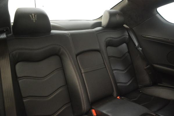 Used 2012 Maserati GranTurismo MC for sale Sold at Bentley Greenwich in Greenwich CT 06830 23