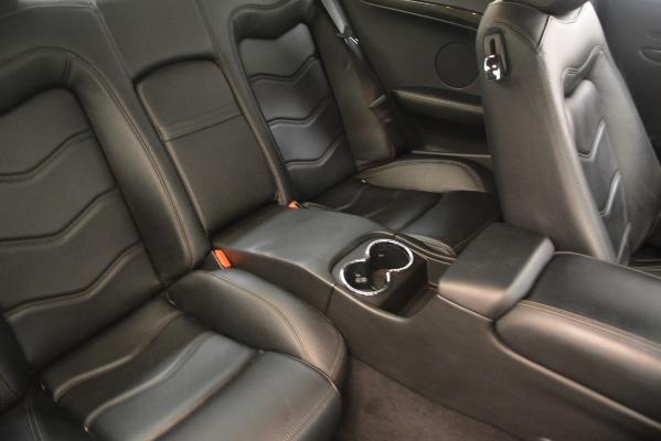 Used 2012 Maserati GranTurismo MC for sale Sold at Bentley Greenwich in Greenwich CT 06830 24