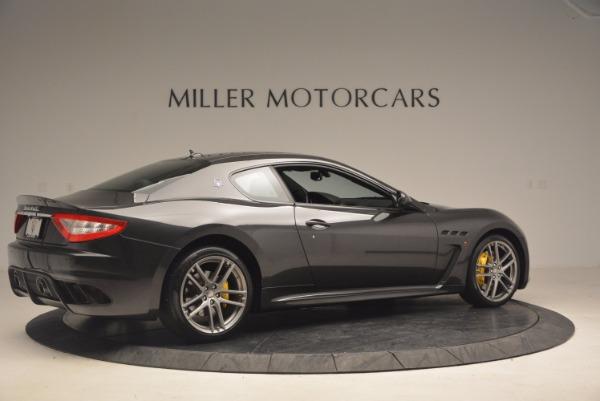 Used 2012 Maserati GranTurismo MC for sale Sold at Bentley Greenwich in Greenwich CT 06830 8