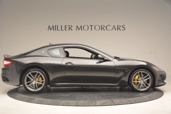 Used 2012 Maserati GranTurismo MC for sale Sold at Bentley Greenwich in Greenwich CT 06830 9