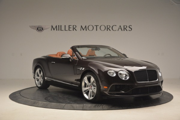 Used 2017 Bentley Continental GTC V8 S for sale Sold at Bentley Greenwich in Greenwich CT 06830 11