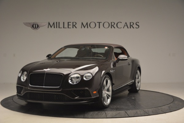 Used 2017 Bentley Continental GTC V8 S for sale Sold at Bentley Greenwich in Greenwich CT 06830 13