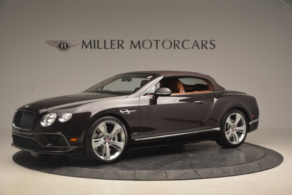 Used 2017 Bentley Continental GTC V8 S for sale $159,900 at Bentley Greenwich in Greenwich CT 06830 14