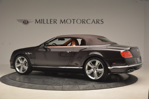 Used 2017 Bentley Continental GTC V8 S for sale $159,900 at Bentley Greenwich in Greenwich CT 06830 16