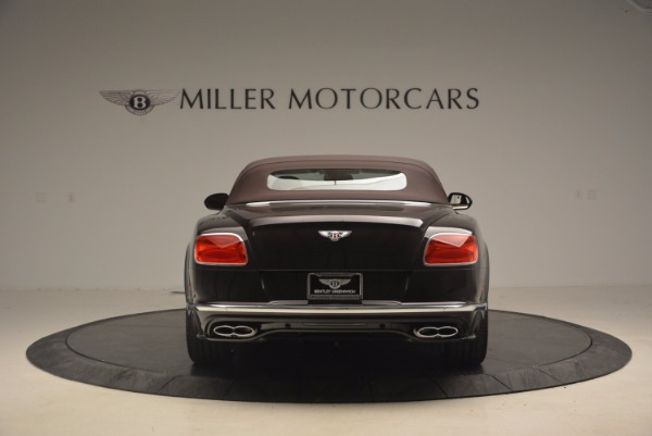 Used 2017 Bentley Continental GTC V8 S for sale $159,900 at Bentley Greenwich in Greenwich CT 06830 18