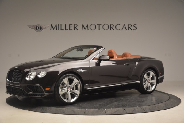 Used 2017 Bentley Continental GTC V8 S for sale Sold at Bentley Greenwich in Greenwich CT 06830 2