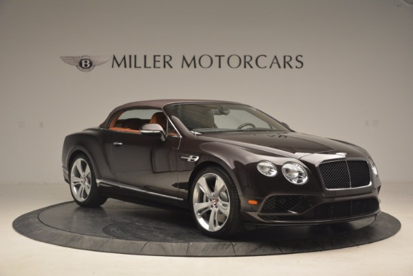 Used 2017 Bentley Continental GTC V8 S for sale Sold at Bentley Greenwich in Greenwich CT 06830 23