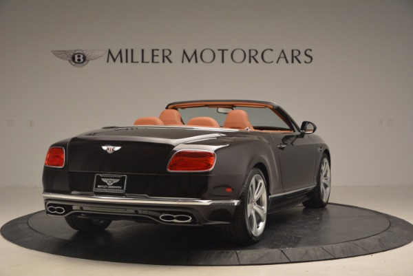 Used 2017 Bentley Continental GTC V8 S for sale $159,900 at Bentley Greenwich in Greenwich CT 06830 7