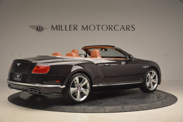Used 2017 Bentley Continental GTC V8 S for sale $159,900 at Bentley Greenwich in Greenwich CT 06830 8