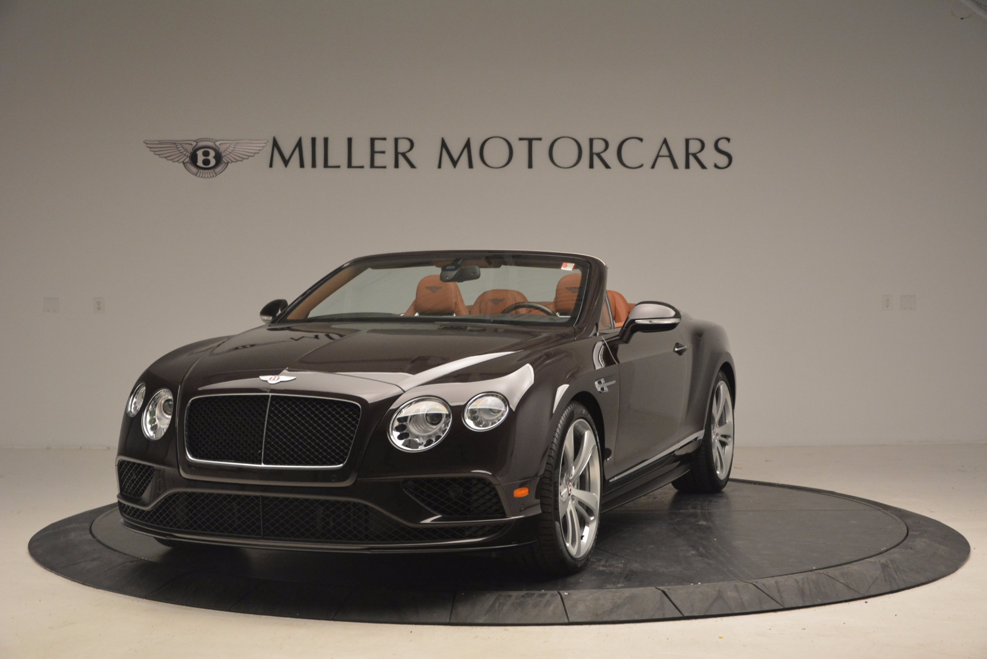 Used 2017 Bentley Continental GTC V8 S for sale Sold at Bentley Greenwich in Greenwich CT 06830 1