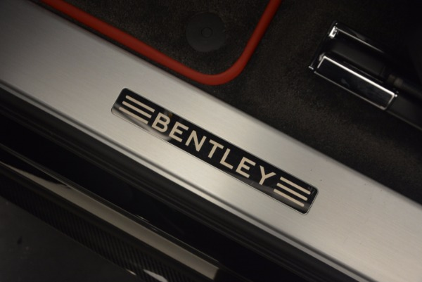 New 2018 Bentley Bentayga Black Edition for sale Sold at Bentley Greenwich in Greenwich CT 06830 28