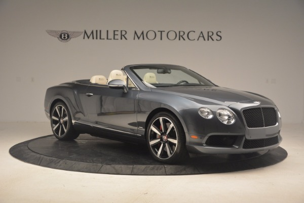 Used 2013 Bentley Continental GT V8 Le Mans Edition, 1 of 48 for sale Sold at Bentley Greenwich in Greenwich CT 06830 10
