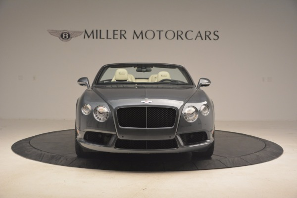 Used 2013 Bentley Continental GT V8 Le Mans Edition, 1 of 48 for sale Sold at Bentley Greenwich in Greenwich CT 06830 12