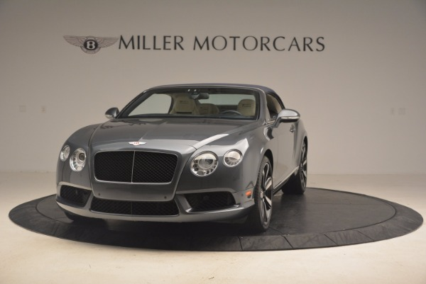 Used 2013 Bentley Continental GT V8 Le Mans Edition, 1 of 48 for sale Sold at Bentley Greenwich in Greenwich CT 06830 14