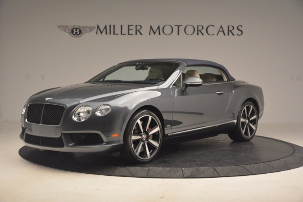 Used 2013 Bentley Continental GT V8 Le Mans Edition, 1 of 48 for sale Sold at Bentley Greenwich in Greenwich CT 06830 15