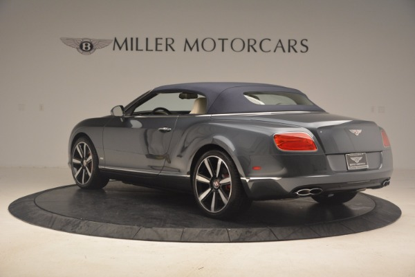 Used 2013 Bentley Continental GT V8 Le Mans Edition, 1 of 48 for sale Sold at Bentley Greenwich in Greenwich CT 06830 17