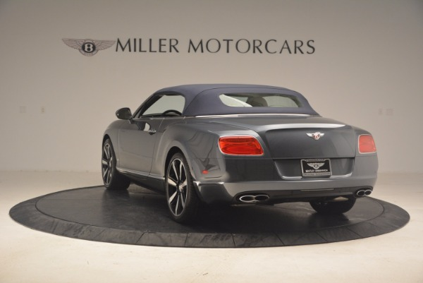 Used 2013 Bentley Continental GT V8 Le Mans Edition, 1 of 48 for sale Sold at Bentley Greenwich in Greenwich CT 06830 18
