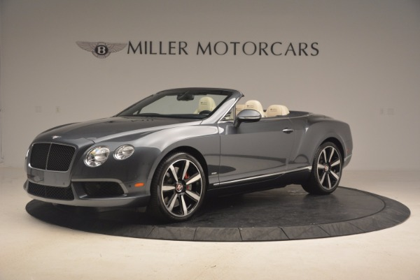 Used 2013 Bentley Continental GT V8 Le Mans Edition, 1 of 48 for sale Sold at Bentley Greenwich in Greenwich CT 06830 2