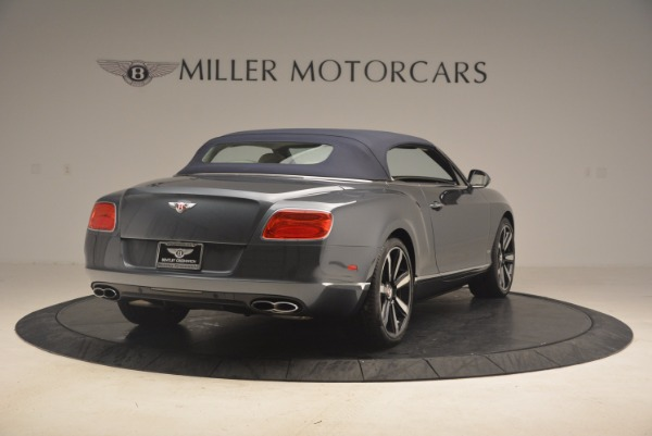 Used 2013 Bentley Continental GT V8 Le Mans Edition, 1 of 48 for sale Sold at Bentley Greenwich in Greenwich CT 06830 20