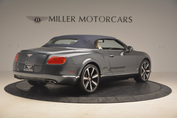 Used 2013 Bentley Continental GT V8 Le Mans Edition, 1 of 48 for sale Sold at Bentley Greenwich in Greenwich CT 06830 21