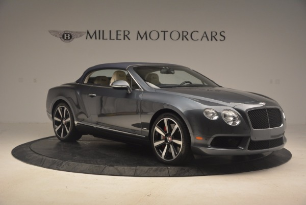 Used 2013 Bentley Continental GT V8 Le Mans Edition, 1 of 48 for sale Sold at Bentley Greenwich in Greenwich CT 06830 23