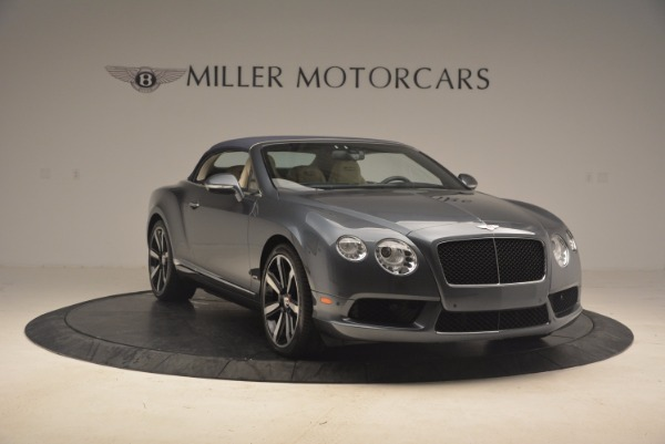 Used 2013 Bentley Continental GT V8 Le Mans Edition, 1 of 48 for sale Sold at Bentley Greenwich in Greenwich CT 06830 24