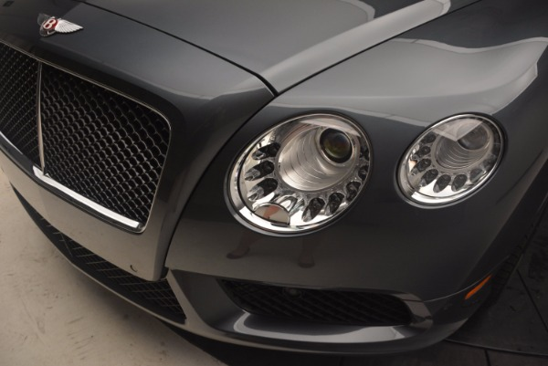 Used 2013 Bentley Continental GT V8 Le Mans Edition, 1 of 48 for sale Sold at Bentley Greenwich in Greenwich CT 06830 27