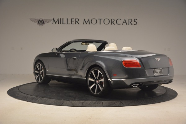 Used 2013 Bentley Continental GT V8 Le Mans Edition, 1 of 48 for sale Sold at Bentley Greenwich in Greenwich CT 06830 4