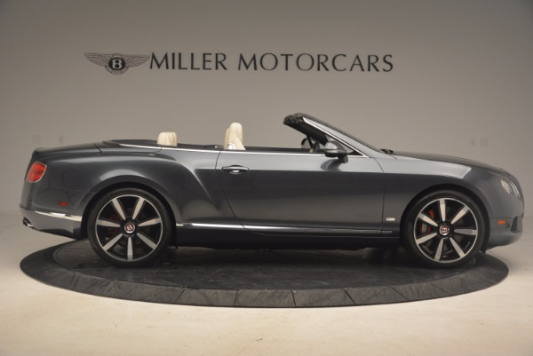 Used 2013 Bentley Continental GT V8 Le Mans Edition, 1 of 48 for sale Sold at Bentley Greenwich in Greenwich CT 06830 9