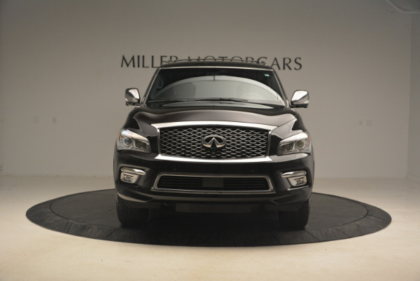 Used 2015 INFINITI QX80 Limited 4WD for sale Sold at Bentley Greenwich in Greenwich CT 06830 12