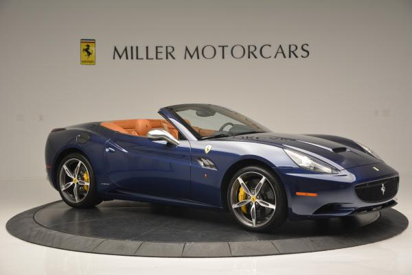 Used 2013 Ferrari California 30 for sale Sold at Bentley Greenwich in Greenwich CT 06830 10