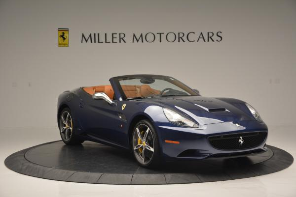 Used 2013 Ferrari California 30 for sale Sold at Bentley Greenwich in Greenwich CT 06830 11